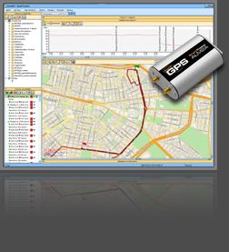 GPS control and fleet management